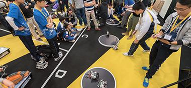 Asian Inter School Robotics Challenge