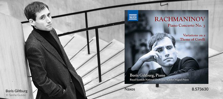 RACHMANINOV, S.: Piano Concerto No. 3 / Variations on a Theme of Corelli