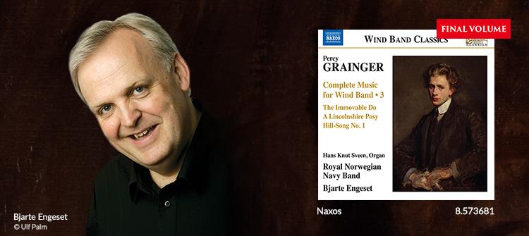GRAINGER, P.: Wind Band Music (Complete), Vol. 3