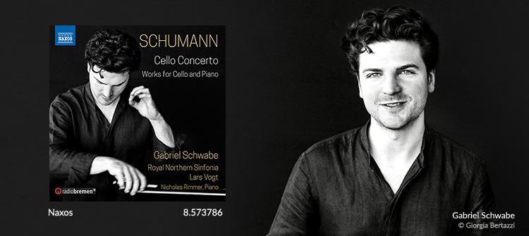 SCHUMANN, R.: Cello Concerto / Cello and Piano Works