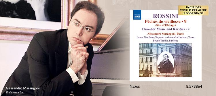 ROSSINI, G.: Piano Music, Vol. 9 - Péchés de vieillesse: Chamber Music and Rarities, Vol. 2