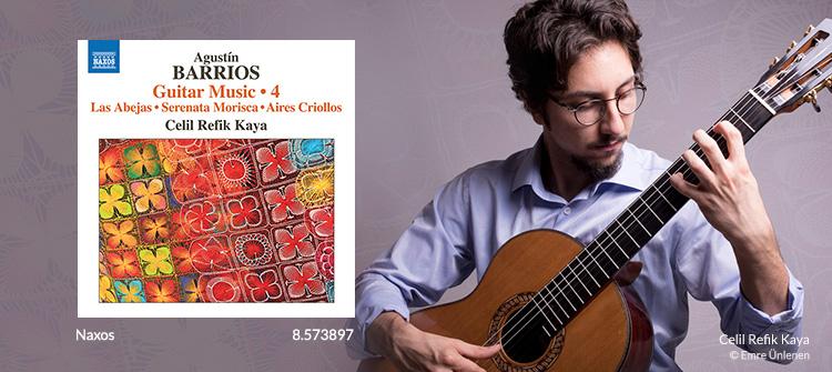 BARRIOS MANGORÉ: Guitar Music, Vol. 4